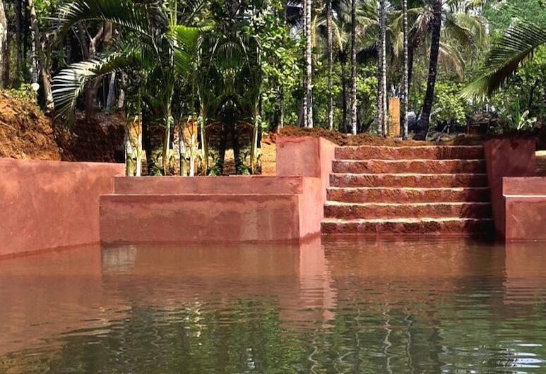 Nature's Nest, Sanguem, Hồ bơi