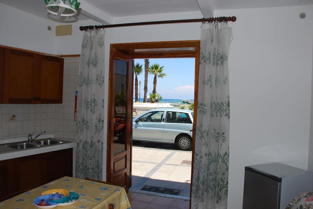 Apartment, 1 Schlafzimmer - Ausblick vom Zimmer