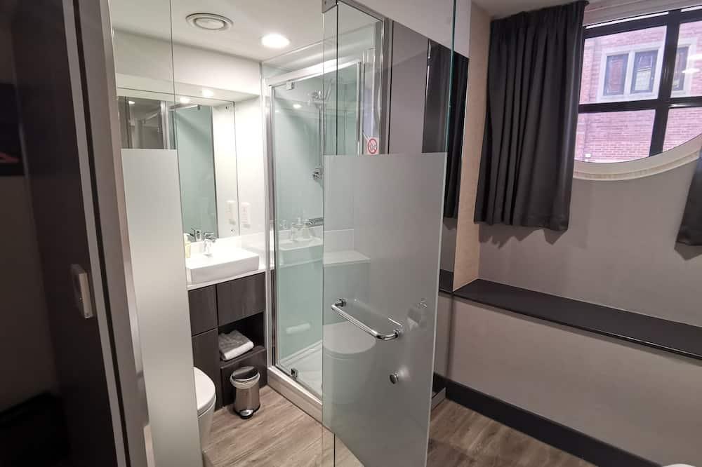 Family Room (With Window) - Bathroom