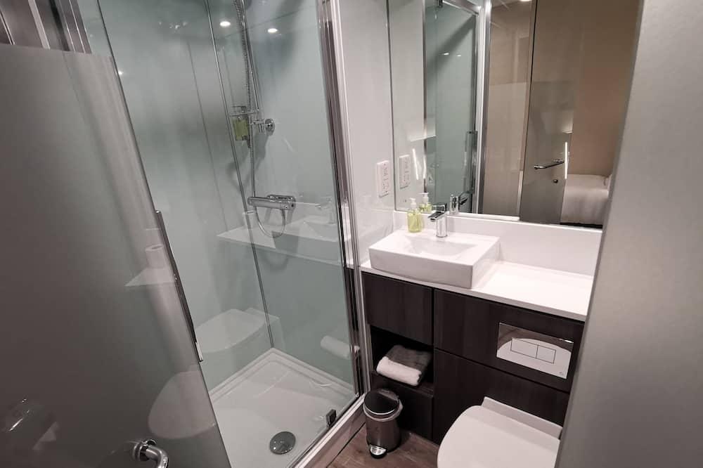 Family Room (No Windows) - Bathroom