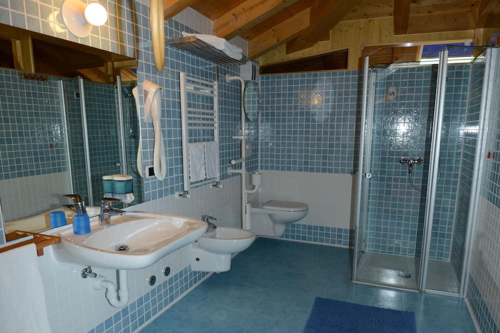 Pokój dwuosobowy typu Comfort - Łazienka