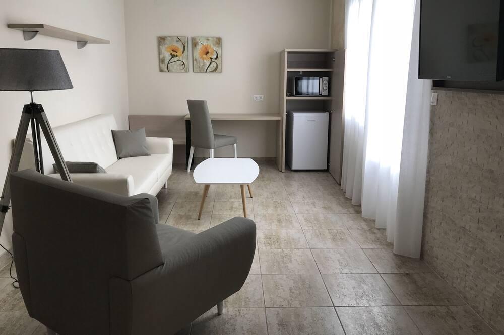 Kamar Double Superior - Ruang Keluarga