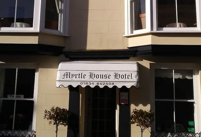 Myrtle House Hotel, Tenby