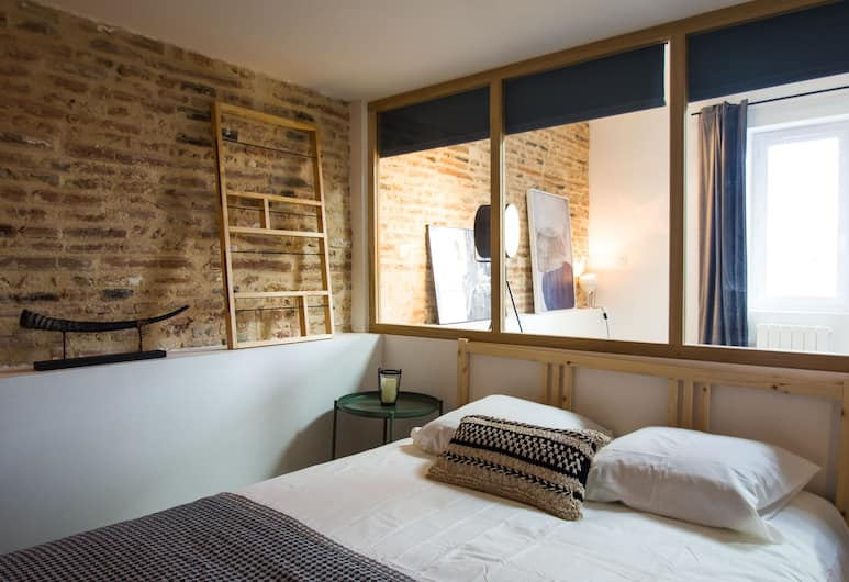 Achille, Tulūza, Apartamentai, 1 miegamasis, Kambarys