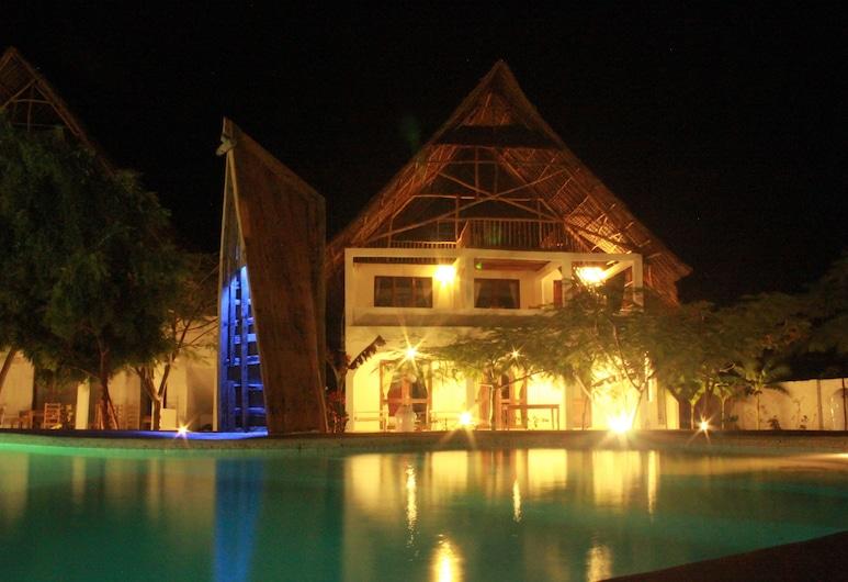 Breeze Residence ApartHotel, Kiwengwa, Villa Mara, Terrass