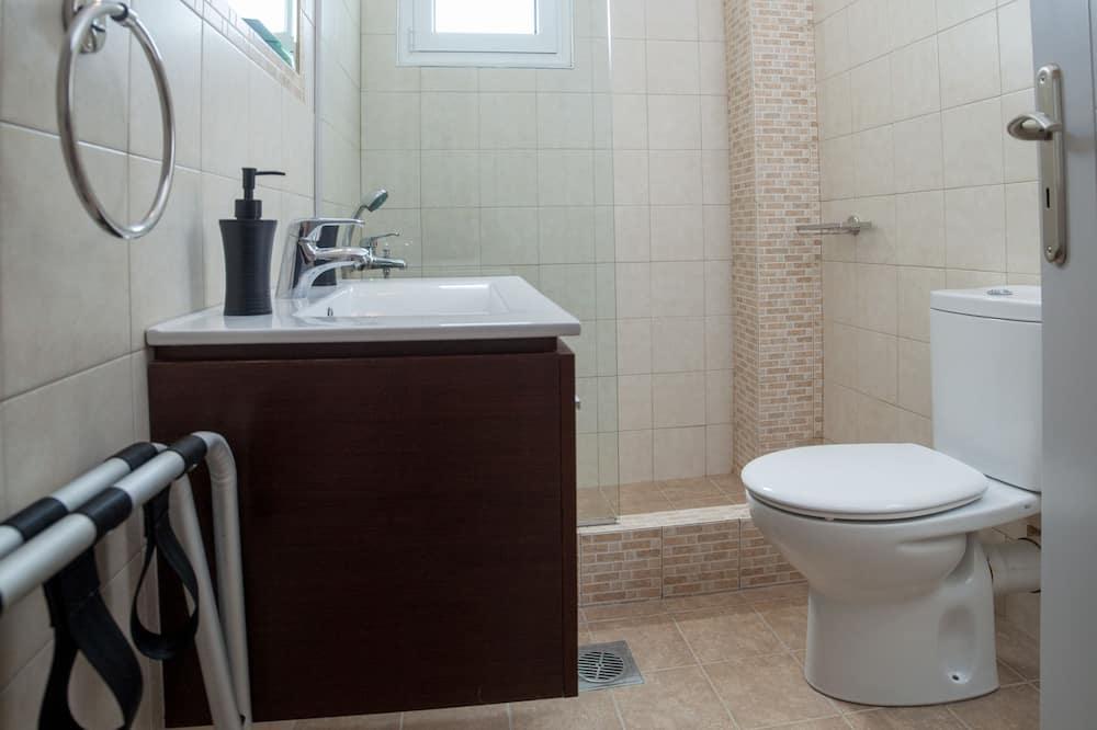 Junior Apartment - Bilik mandi