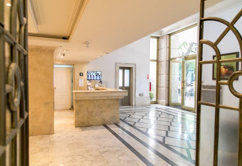 MM Apartments, Mendoza, Lobi