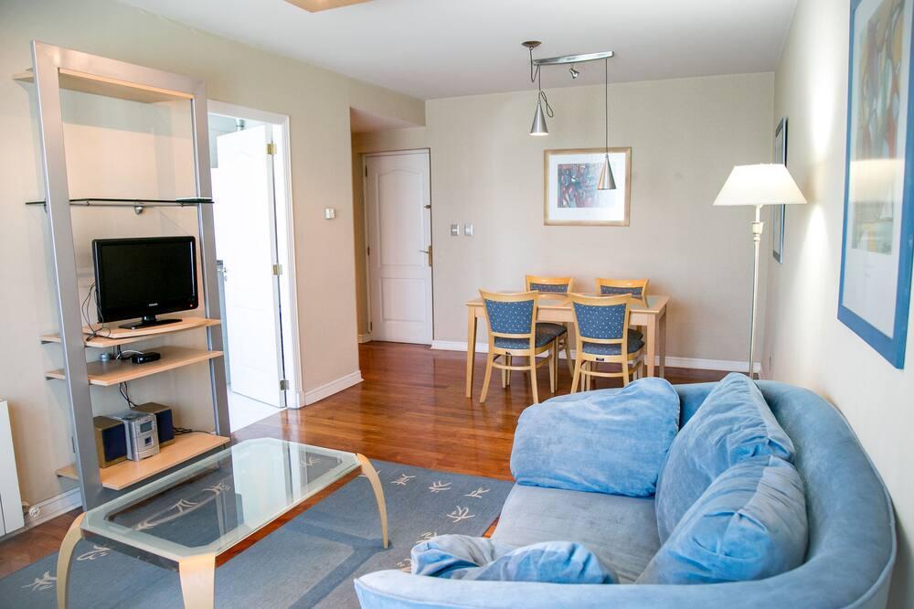 Apartamento (806) - Zona de estar