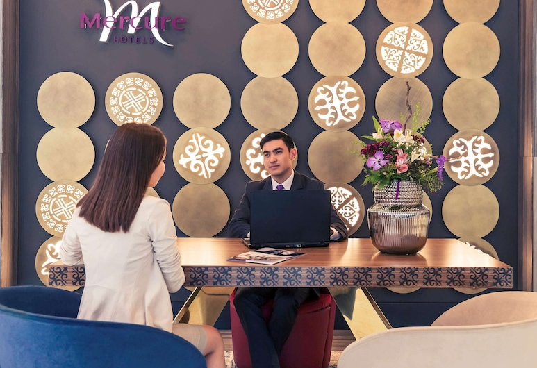 Mercure Almaty City Center, Almati