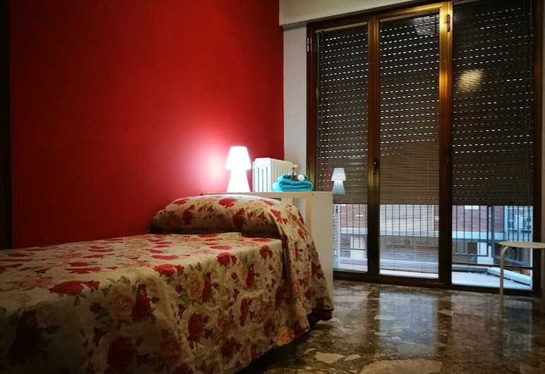 Residence Aurora, Mestre, Chambre Simple Deluxe, 1 lit une place, Chambre