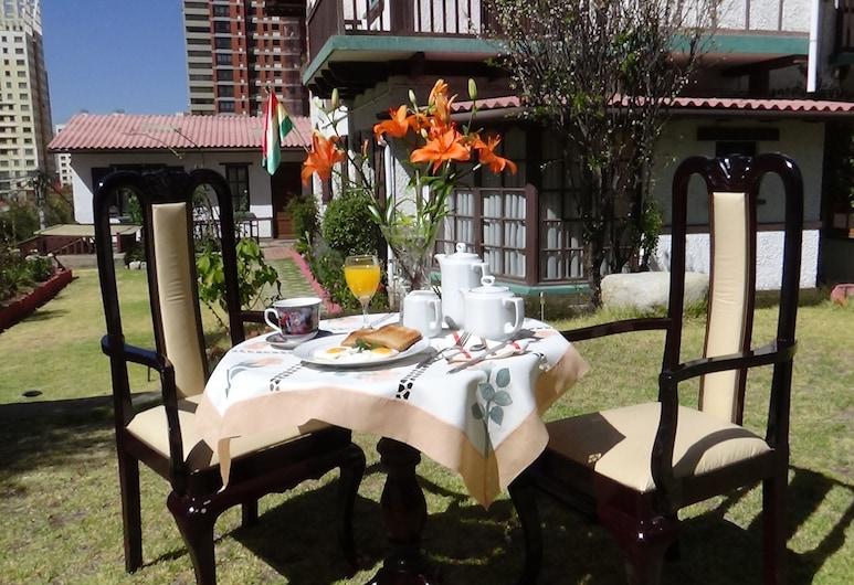 La Maison de La Bolivie, Ла-Пас, Территория отеля