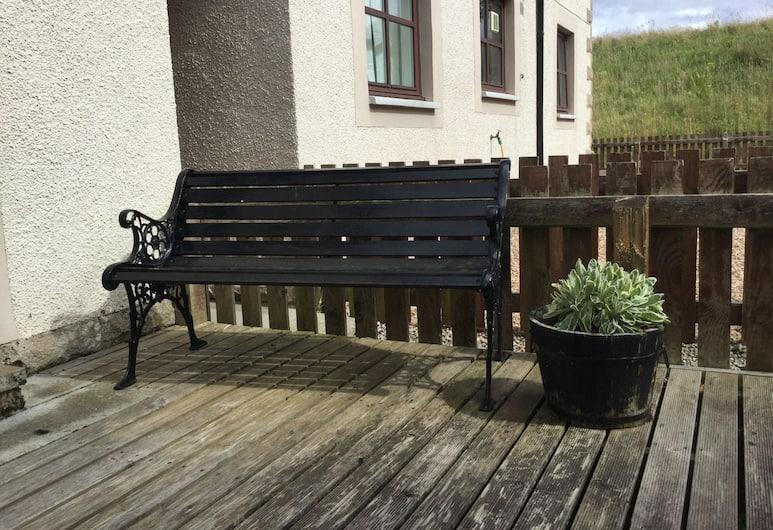 Inverness Apartments - Golf View , Inverness, Veranda