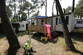 Picture of Camping Le Fort Espagnol in Crach