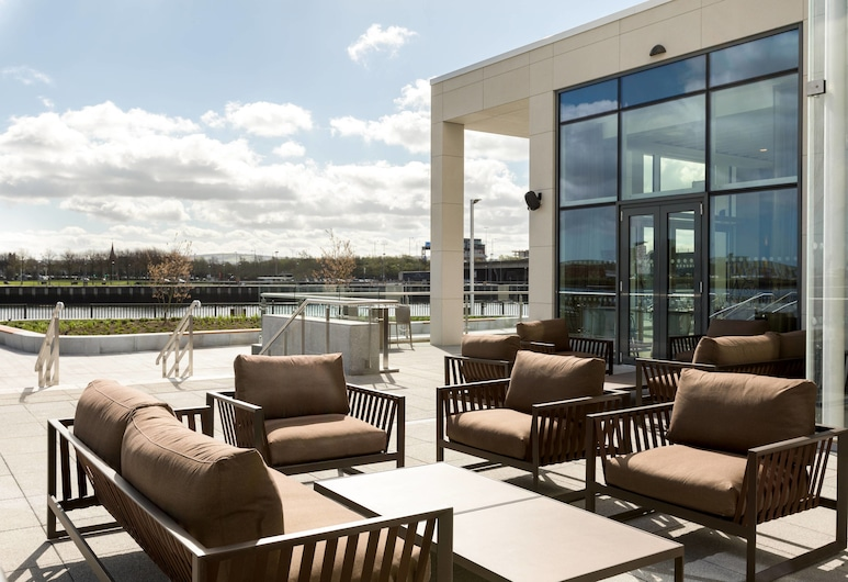AC Hotels by Marriott Belfast, Белфаст, Терраса/ патио