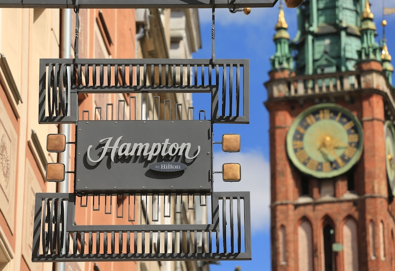 Hampton by Hilton Gdansk Old Town, Gdanskas