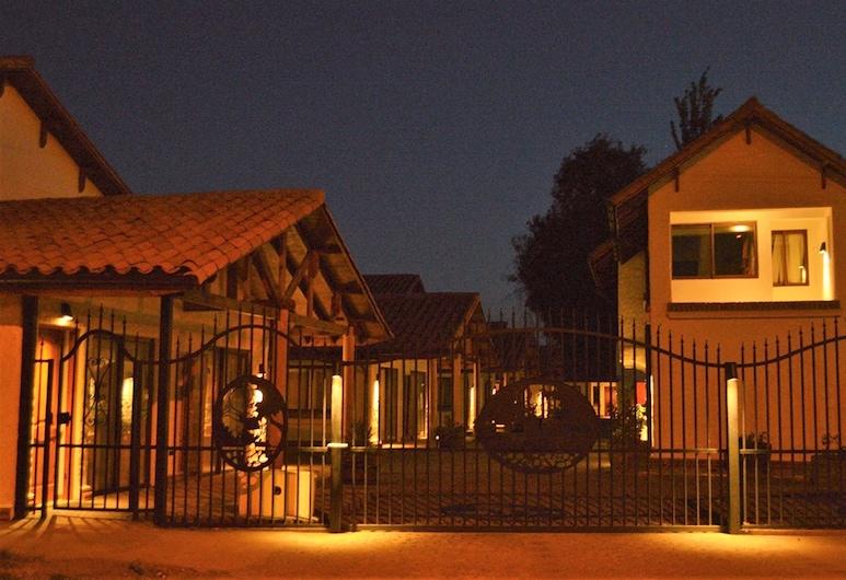 Apasos apartamentos, Santa Cruz
