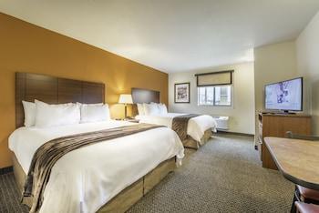 戴文波特愛荷華州闊德城達文波特我家飯店的相片