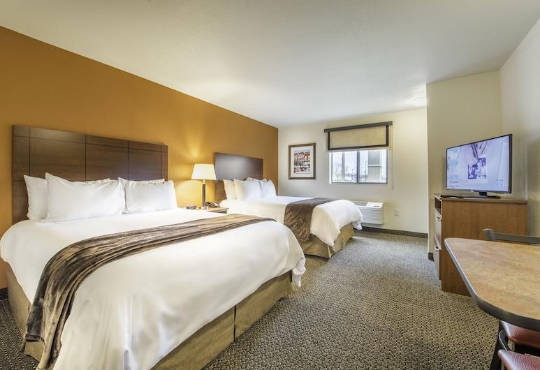 My Place Hotel-Colorado Springs, CO, Colorado Springs, Camera, 1 letto queen (With recliner), Camera