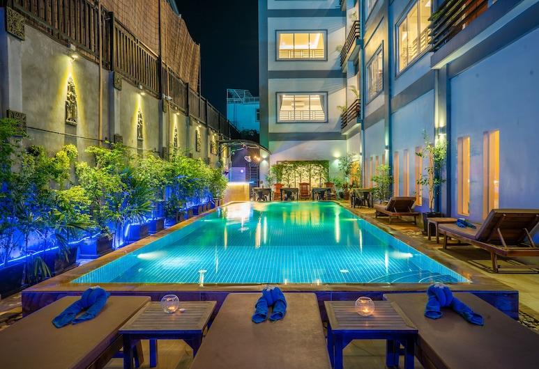 Romantic Angkor Residence, Siem Reap, Outdoor Pool