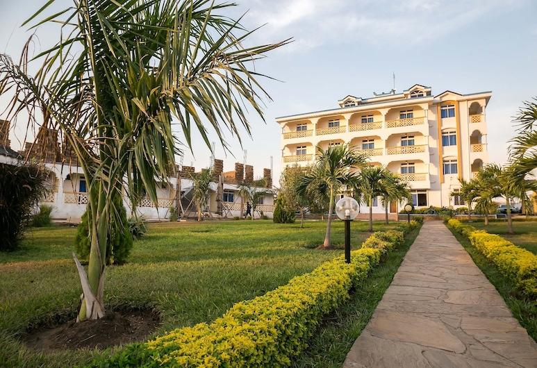 Rusinga Blue Ridge Hotel, Mbita, Fachada del hotel