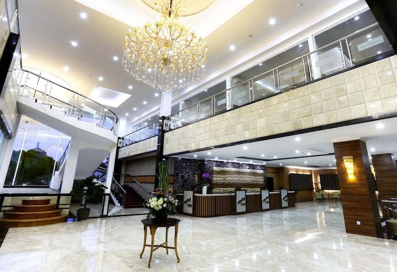 Grand Asrilia Hotel, Bandung, Lobby
