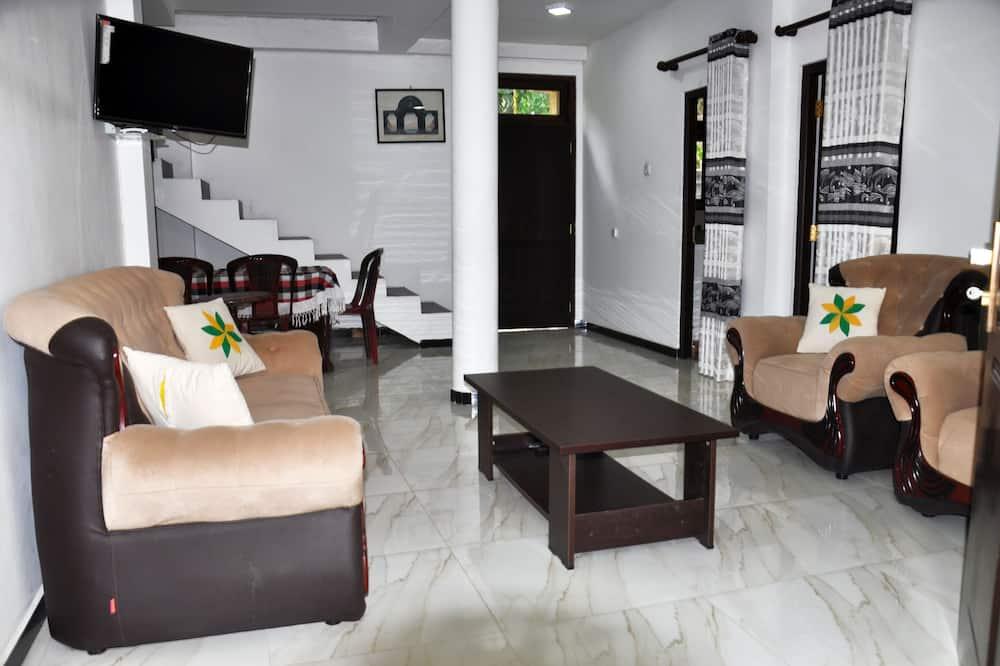 Doppia Deluxe, 1 letto matrimoniale, bagno privato - Area soggiorno