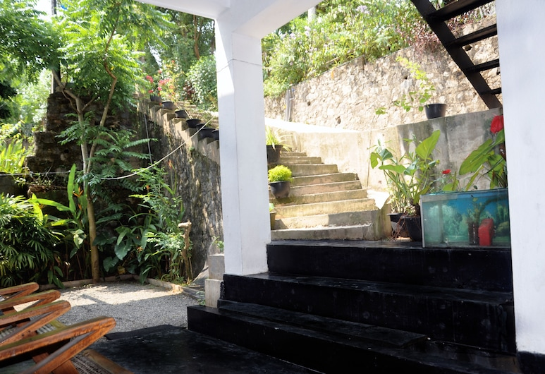 Dineth Villa, Unawatuna, Entrada Interior