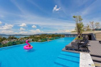 Selecteer dit Vier Sterren hotel in Choeng Thale
