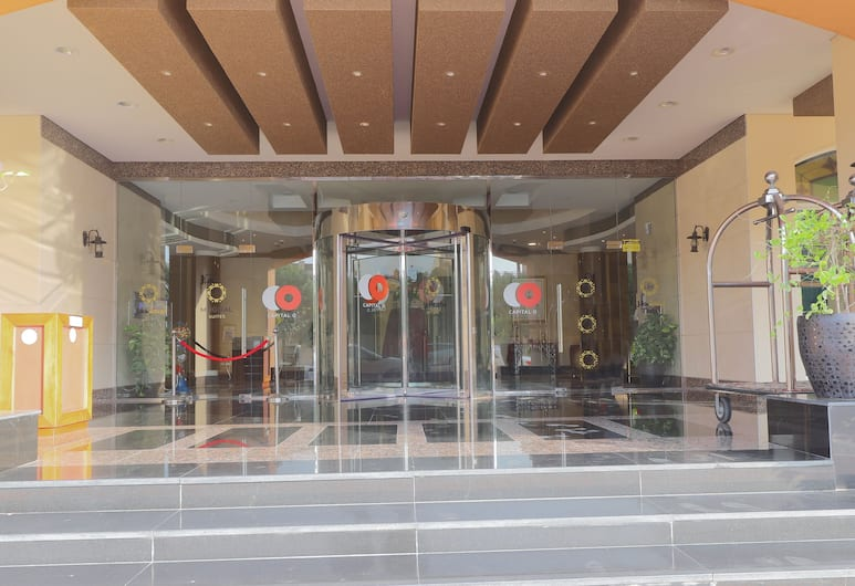 Capital O 275 Mughal Suites, Ras Al Khaimah, Majoitusliikkeen julkisivu