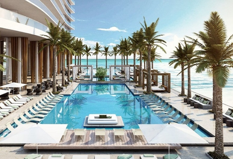 Hide Beach Residences By Suite Vacays, Hollywood