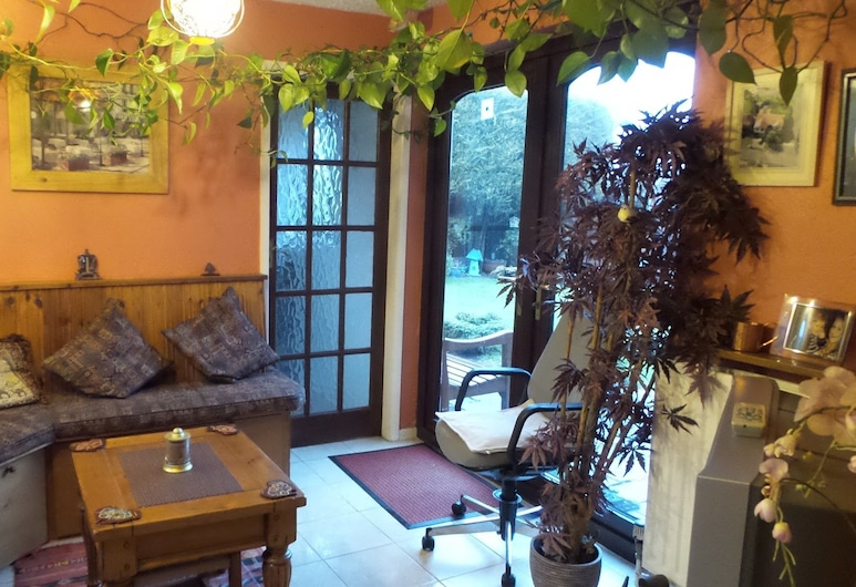 The Cedars House B&B, Nuneaton, Sala de Estar do Lobby