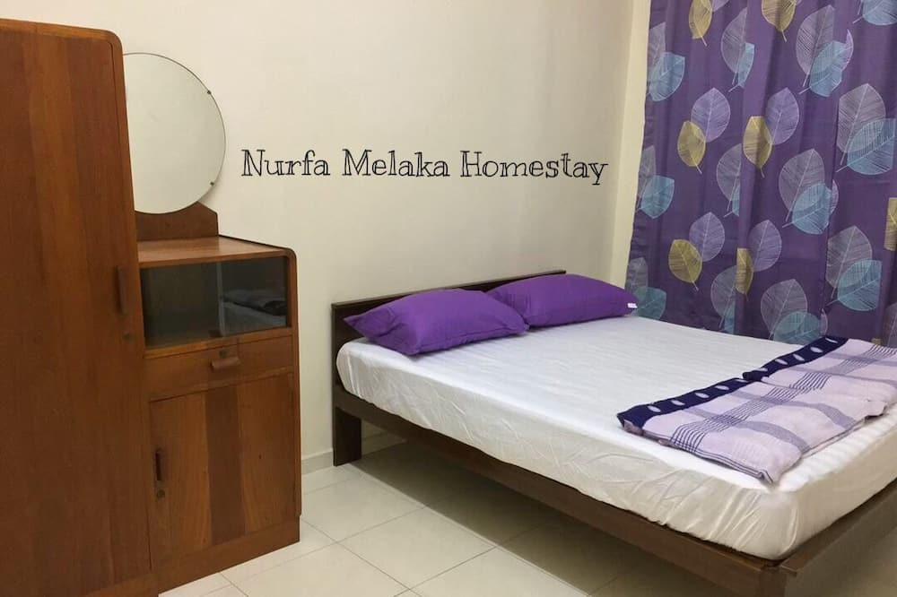Nhà cơ bản, 4 phòng ngủ - Phòng khách