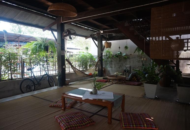 IAmWarin Mini Hostel, Warin Chamrap, Miejsce do wypoczynku