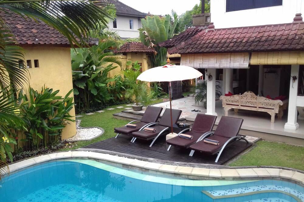 Family Villa - Terrace/Patio