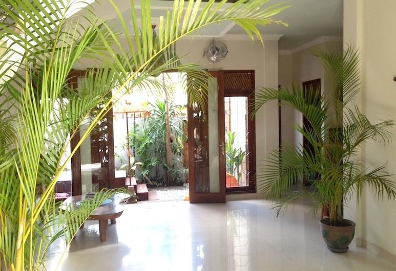 Seminyak Hideaway Villa, Seminyak, Entrada (parte interna)