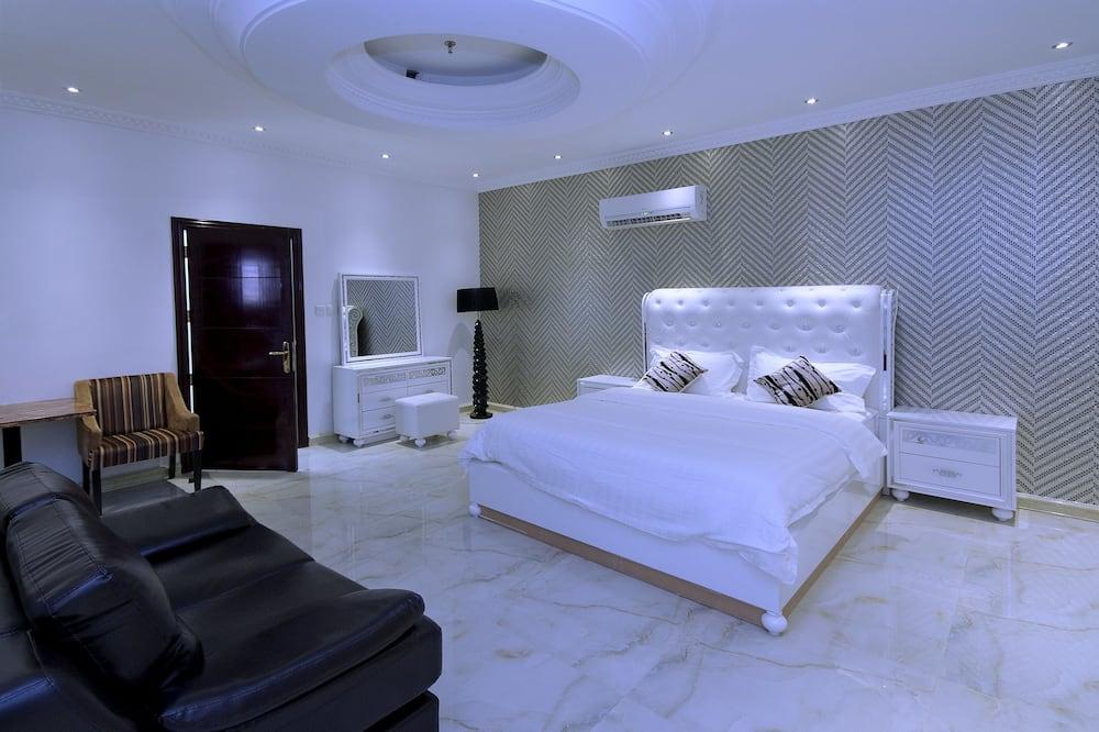Comfort-sviitti, 2 makuuhuonetta - Huone