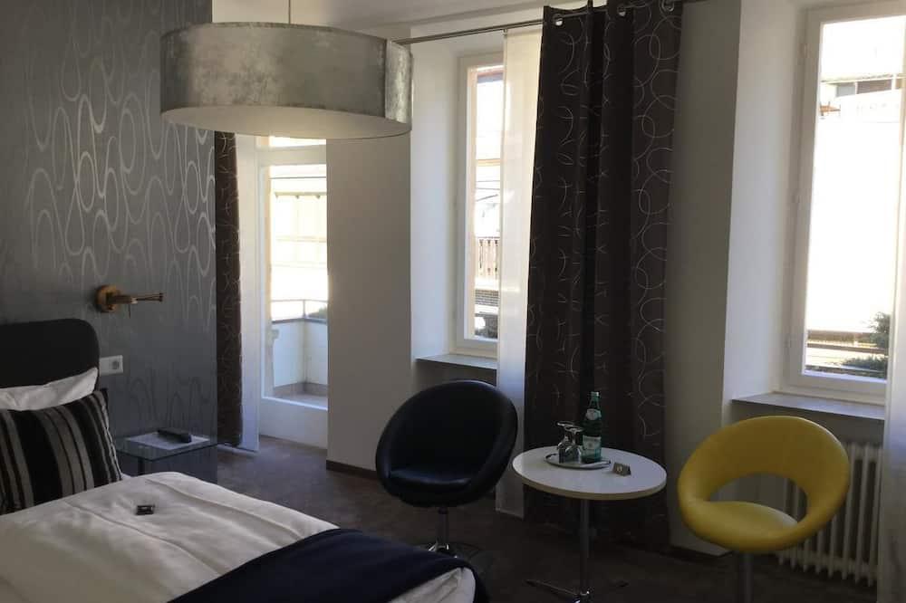 Comfort Double Room, Balcony - Guest Room