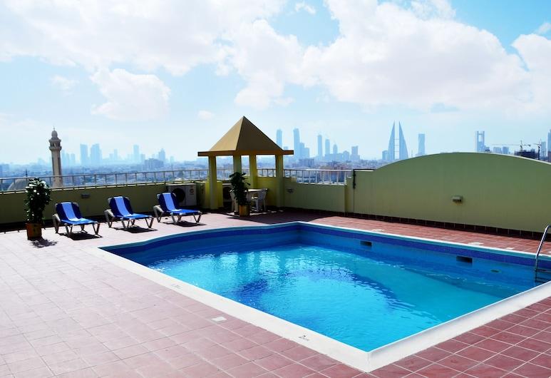 President Suites, Manama, Āra baseins