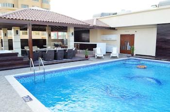 Foto van Kiev Tower Hotel Apartments in Manama