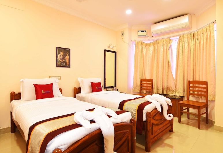 Holiday Stay, Chennai, Chambre Double Deluxe pour 1 personne, 1 chambre, fumeurs, Chambre