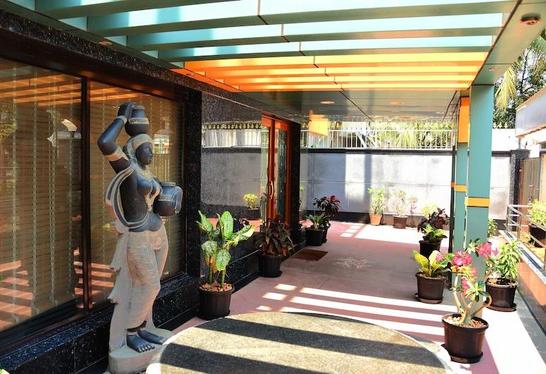 Holiday Stay, Chennai, Hoteleingang