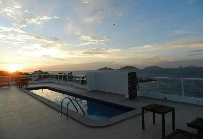 Condo S 150, Mazatlán, Udendørs pool