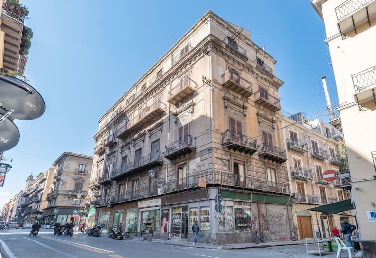 Kasavucciria Apartment, Palermo, Esterni