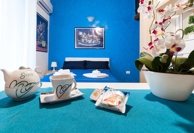 Kasavucciria Apartment, Palerme, Studio Classique, Chambre
