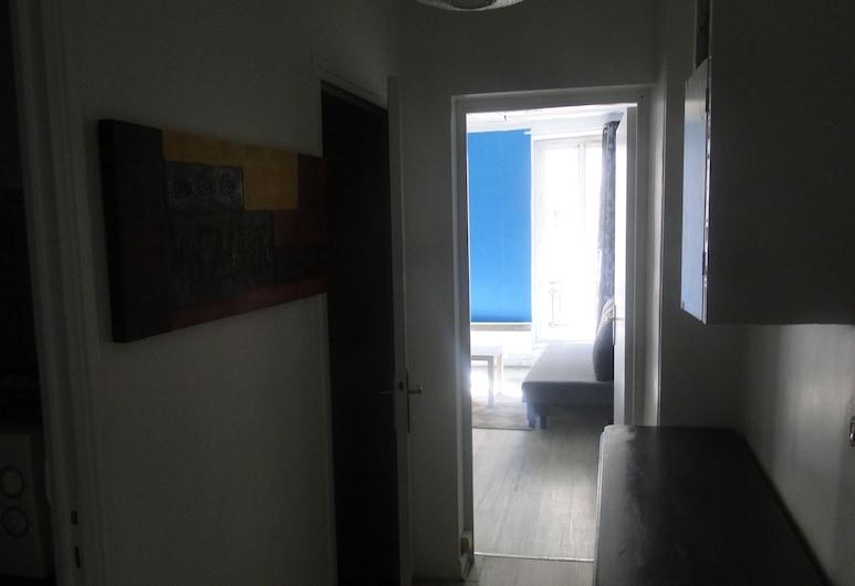 Appartement Quartier Latin, Παρίσι, Διαμέρισμα, 2 Υπνοδωμάτια, Μη Καπνιστών, Κουζίνα, Περιοχή καθιστικού