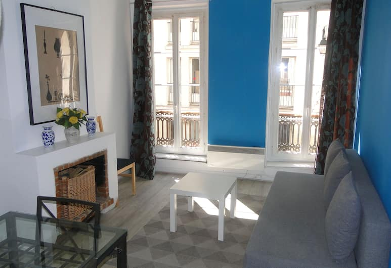 Appartement Quartier Latin, Paris