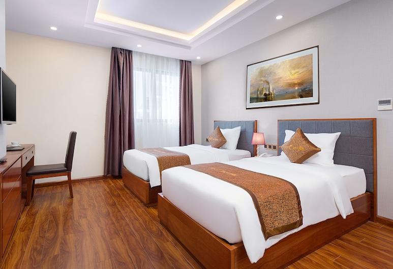 水星精品酒店, 峴港, 套房 (Twin Room), 客房