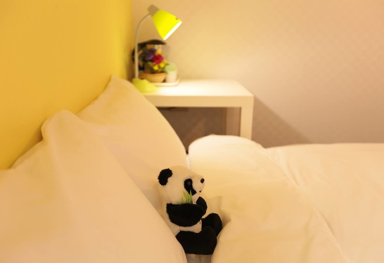 G9stay 居久宿舍, 台北市, 標準雙人房, 客房