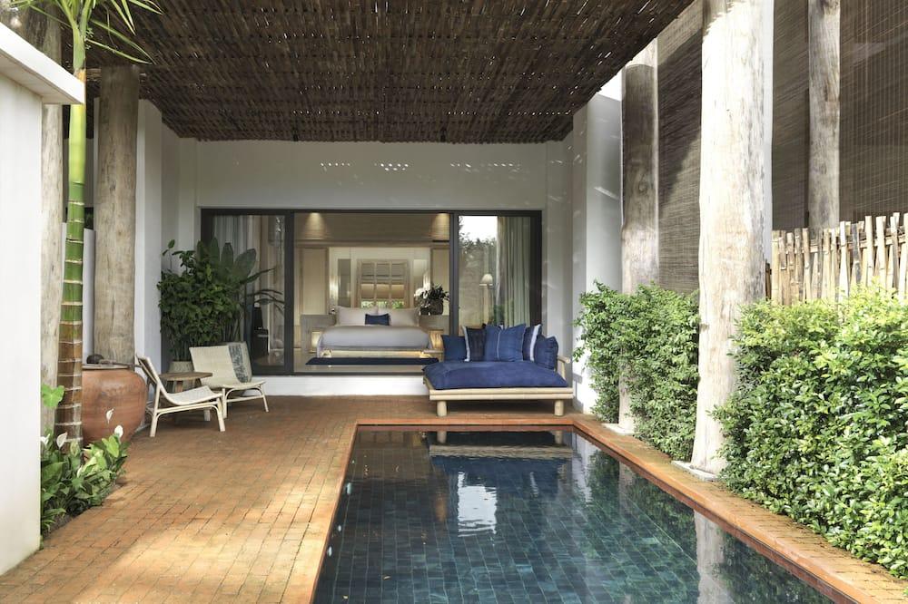 Kraam Pool Suites - Guest Room