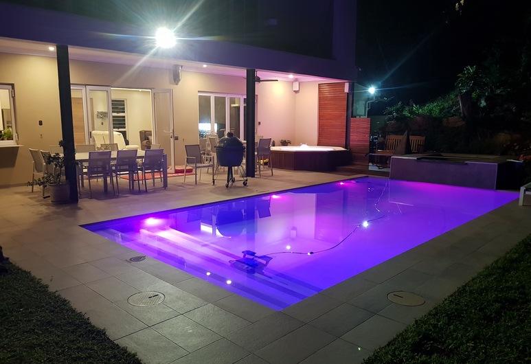 움랑가 로지, Umhlanga, 실내/야외 수영장